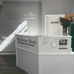 Reception Area Middleton Bank