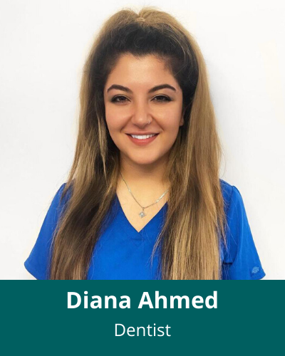 Diana Ahmed Dentist